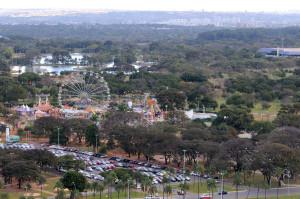 parque da cidade - Renato Araújo-Agência Brasília